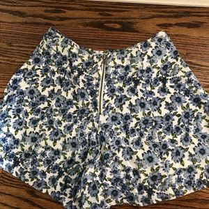 Urban Outfitters Flowy Shorts